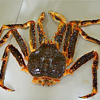 春节必备年夜菜--帝王蟹(含拆蟹方法)的做法图解2