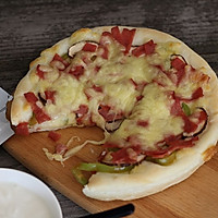 披萨(一次发酵)的做法图解14