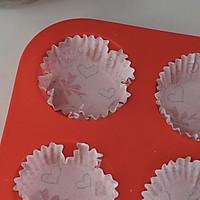 不回缩的芒果奶油cupcake#安佳儿童创意料理#的做法图解11