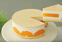 蜜橘酸奶蛋糕的做法