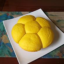 苹果馅南瓜面包(电饭煲)