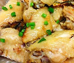 电饭锅盐焗鸡翅的做法