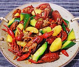 深夜美食——蒜香小龙虾的做法