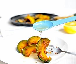 橙香肉桂烤南瓜的做法