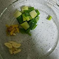 小黄鱼烧蘑菇的做法图解2
