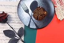 """""""蘑菇头""""浓情巧克力麦芬#甜蜜暖冬,""""焙""""感幸福#的做法"""