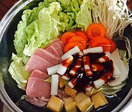 韩式香辣年糕火锅
