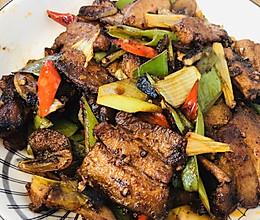 秘制回锅肉的做法