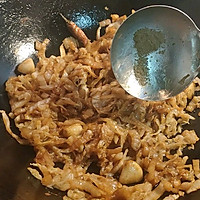 酸菜炒粉条,又名渍菜粉,酸爽下饭首选的做法图解18