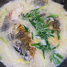 鱼头萝卜汤