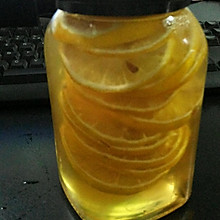 漂浮的柠檬