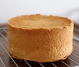 戚风蛋糕(六寸)的做法