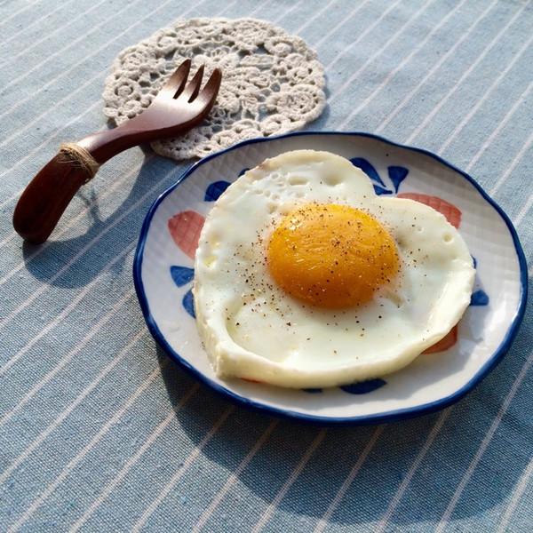 完美造型煎蛋技巧的做法