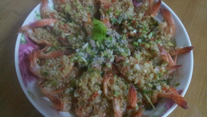 蒜蓉大明虾