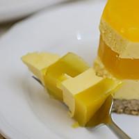 百香果南瓜慕斯生日蛋糕(百香果果冻夹层)的做法图解29
