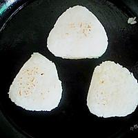 日式烤饭团的做法图解5