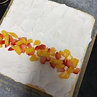 水果蛋糕卷的做法图解14