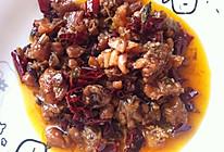 川香麻辣兔丁的做法