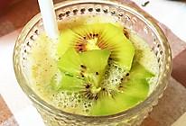 酸奶猕猴桃汁的做法