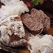 德国黑麦硬欧包