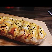 芝士红薯脆饼——香脆软糯