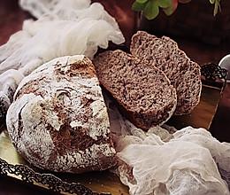 德国黑麦硬欧包的做法