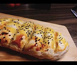 芝士红薯脆饼——香脆软糯的做法
