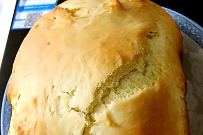 面包机版麦芯粉吐司