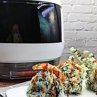 #父亲节,给老爸做道菜#蟹柳海苔饭团的做法图解10