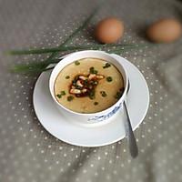早餐~滑嫩蒸蛋的做法图解8