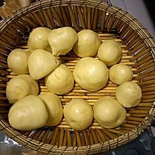 奶香玉米窝头