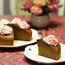 柔软甜蜜戚风,6寸红枣蛋糕