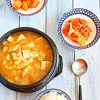 韩国百姓日常餐桌必不可少的大酱汤的做法图解9