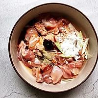 香菇滑鸡,让你远离油烟的美味蒸菜的做法图解4