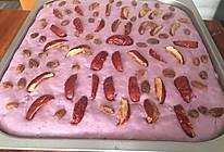 紫薯红枣发糕的做法