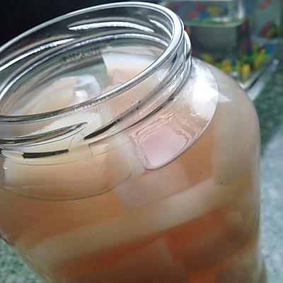 水蜜桃罐头