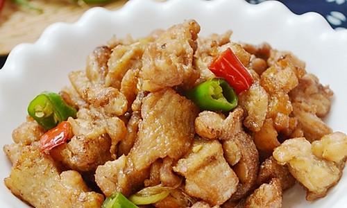 超下饭的——香酥辣鸡翅的做法