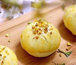 桂花酥:秋天的第一口桂香,我先替你们尝尝。的做法
