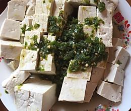 拌豆腐的做法