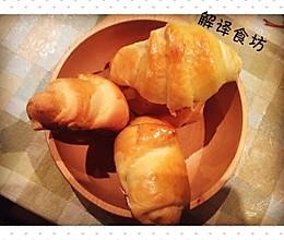 经典黄油牛角包的做法
