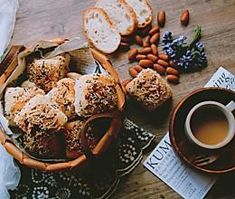 酸奶全麦小面包的做法