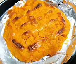 奶油芝士焗红薯的做法