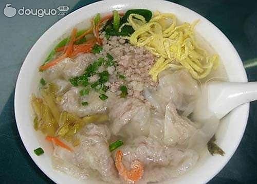 街边美食·温州鲜肉馄饨的做法