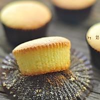 #美的绅士烤箱#海绵杯子蛋糕的做法图解15