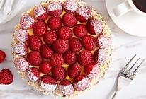新年树莓挞的做法