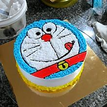 蛋糕 卡通 造型  哆啦A梦