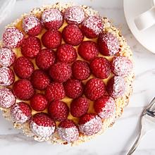 新年树莓挞