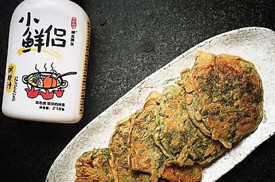 鲜侣香椿煎饼
