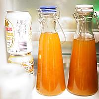 自制杏皮水 (消暑提神的天然饮品)