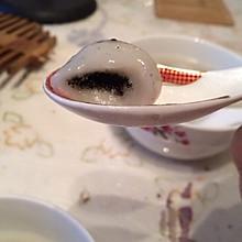 黑芝麻汤圆元宵
